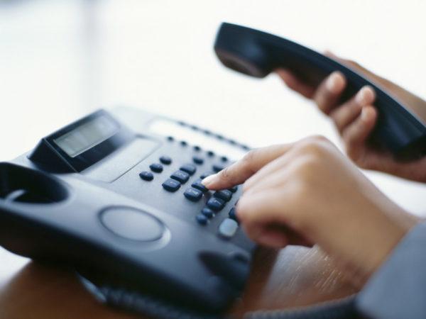 Задать вопросы о том, какие документы понадобятся, можно по телефону, не дожидаясь личной встречи со специалистом
