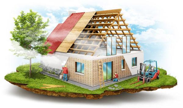 Строительство дома, его приобретение, а также работы, связанные с реконструкцией – указанные виды вложений можно отнести к улучшению жилищных условий