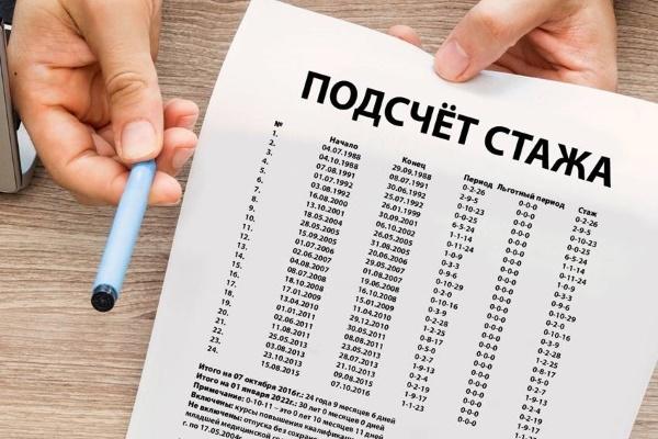 Если вы выходите на пенсию в 2020 году, ваш страховой стаж должен быть не менее одиннадцати лет, если в 2021 — двенадцать и т.д.