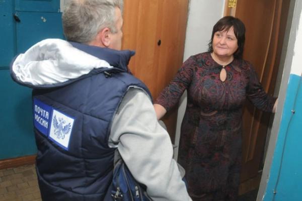 Многие получатели пенсионных выплат доверяют право доставлять их деньги Почте РФ