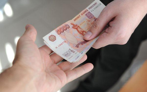 денежные выплаты должны производиться в последний рабочий день
