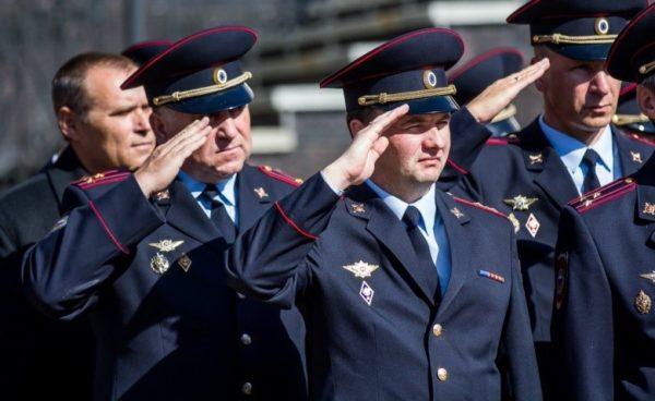 ЕСВ - это форма поддержки служащих в МВД