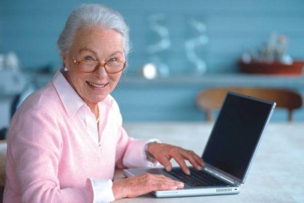 Копирайтинг очень распространенный вид деятельности среди пенсионеров