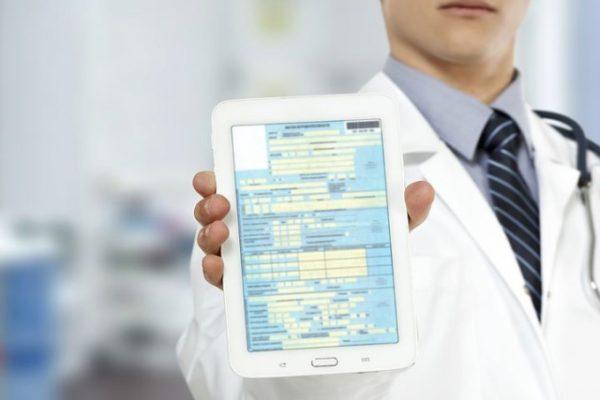 Любой работник может получить по своему желанию больничный лист в электронном виде