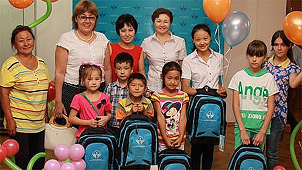 Материальная помощь в школьном образовании многодетным семьям