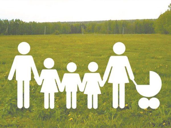 Общие представления о многодетной семье