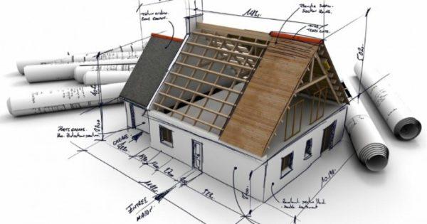 Постройка дома, ремонт жилплощади, реконструкция