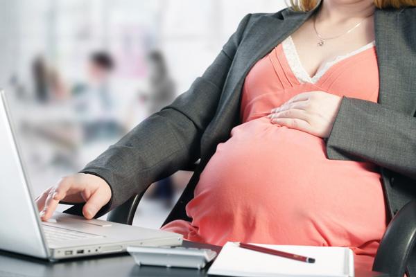 Работа во время отпуска по беременности