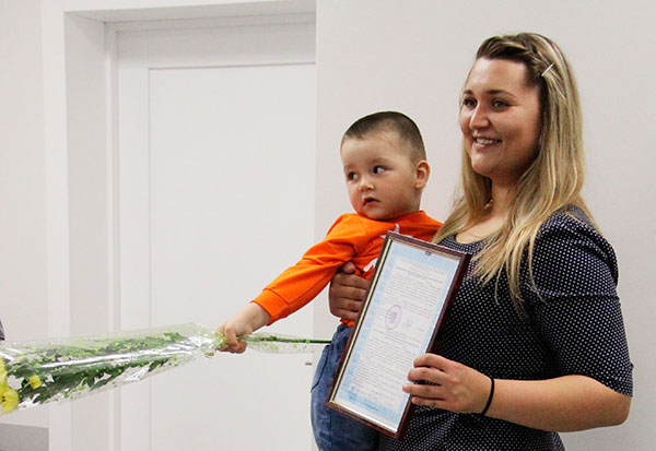 Участником программы «Молодая семья» может стать семья в составе одного родителя и ребенка