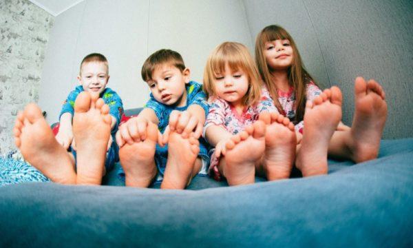 Условия для многодетной семьи