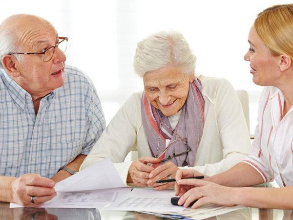 Условия при покупке квартиры для пенсионеров