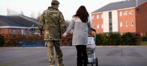 Выплаты женам военнослужащих по контракту