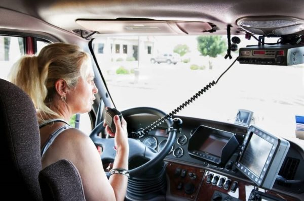 Женщину могут осовободить от работы, если она является водителем общественного транспорта