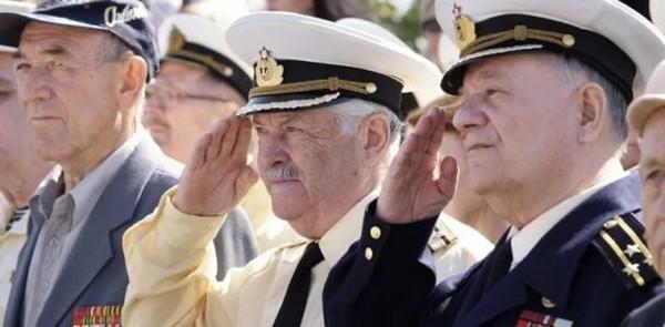 Повышение пенсии военным пенсионерам в 2019 году