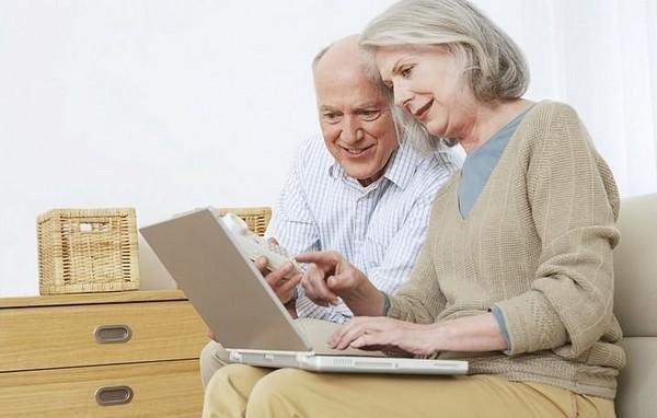 Как узнать размер пенсии по Интернету?