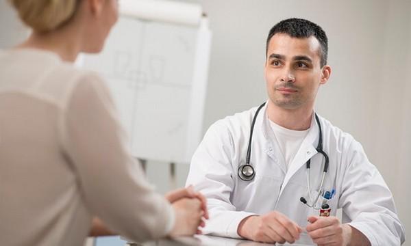 Больному необходимо регулярно посещать врача для контроля состояния