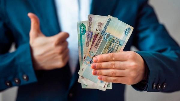 Пенсия рассчитывается только из «белой» зарплаты