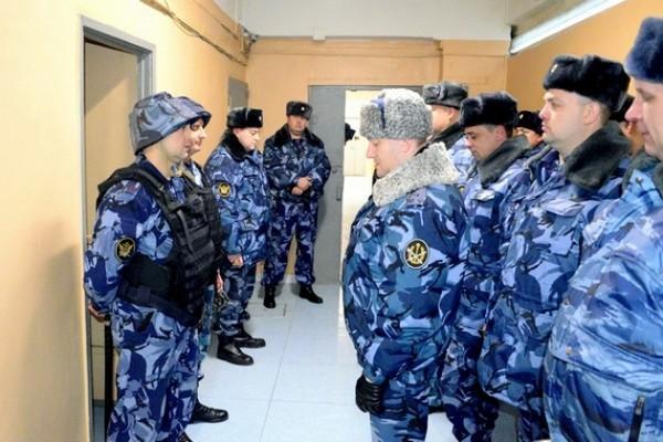 Сотрудники ФСИН занимаются контролем и надзором за исполнением наказаний осужденных граждан
