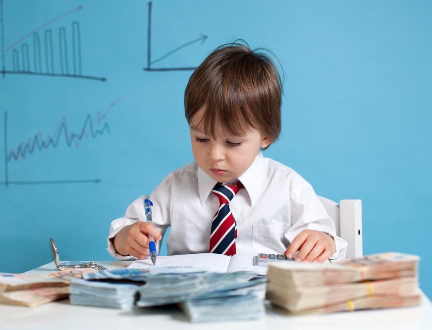 Налоговый вычет на ребенка выдается только одному родителю