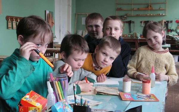Дети, находящиеся в детских домах, находятся на полном обеспечении государства
