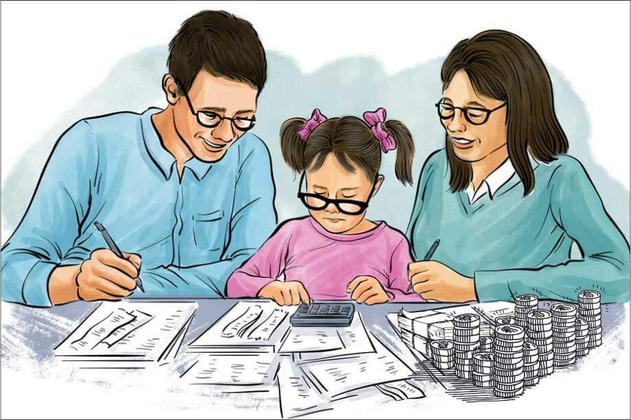 Для получения вычета требуется предоставить стандартный набор документов