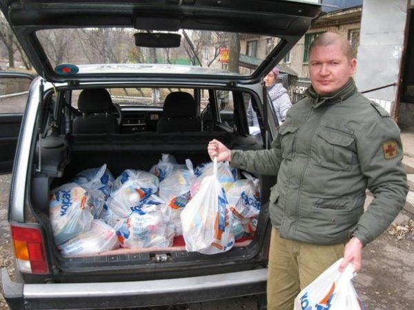 Гуманитарная помощь – это, прежде всего, обеспечение необходимыми продуктами и медикаментами