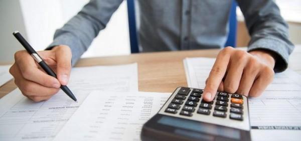 В форме 6-НДФЛ указываются доходы, облагаемые налогами