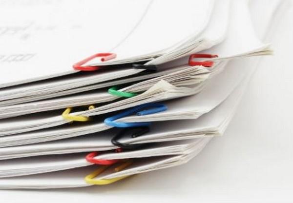 Гражданин должен собрать пакет документов для получения выплат