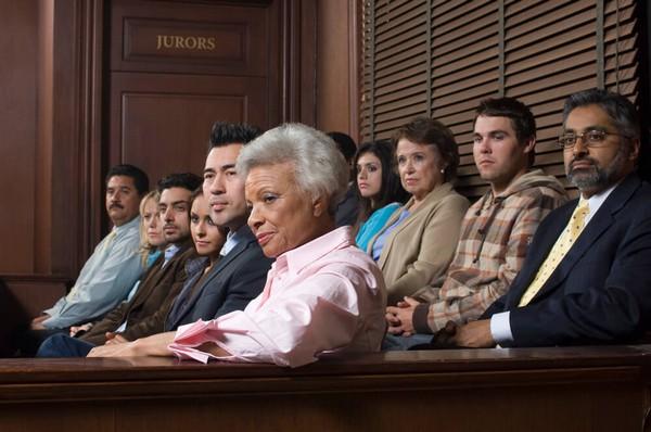 В других странах суды присяжных тоже популярны