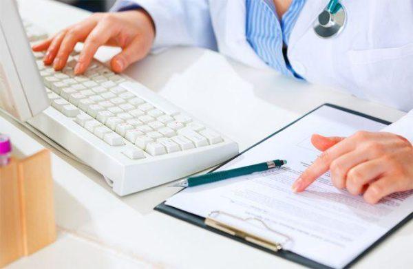 Больничный лист необходимо предоставить работодателю