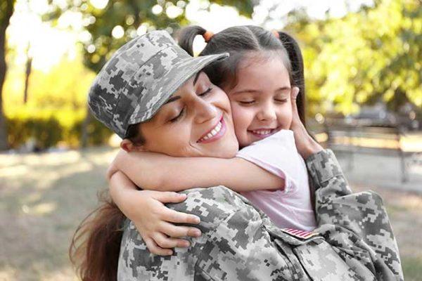 Что положено мамам-военнослужащим