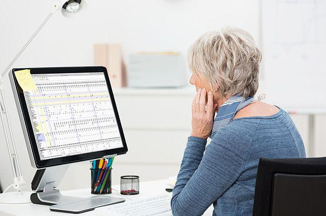 Далеко не каждая компания готова взять на работу пенсионера или человека предпенсионного возраста