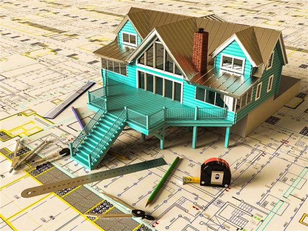 Если проводится реконструкция, то жилой дом должен быть оформлен как собственность