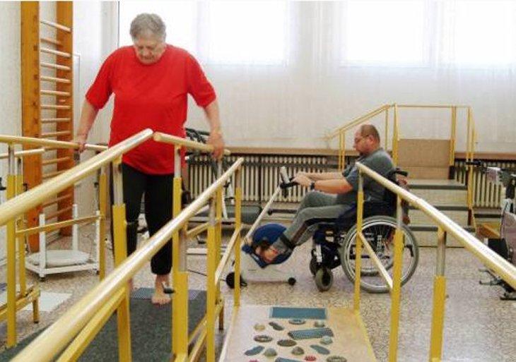 Инвалиды первой группы имеют возможность прохождения реабилитации в специальных санаториях