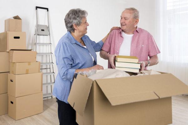 Как перевести пенсию в другой город в связи с переездом