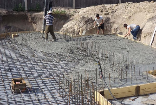 Комбинированный способ строительства дома с подрядчиком