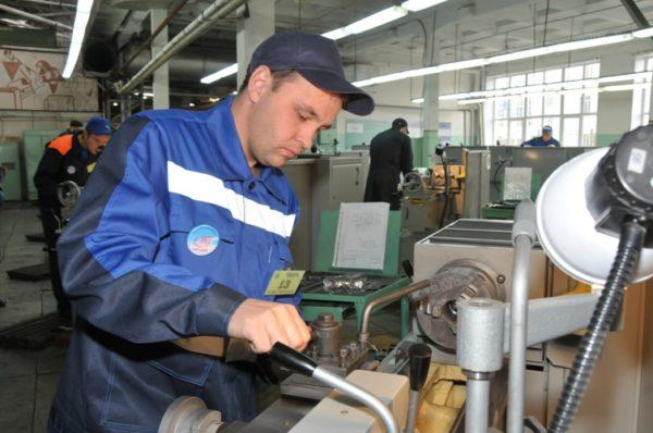 Компенсация назначается в соответствии с наработанным трудовым временем