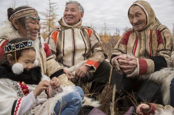 Люди, которые проживают около Северного полярного круга имеют право на компенсацию