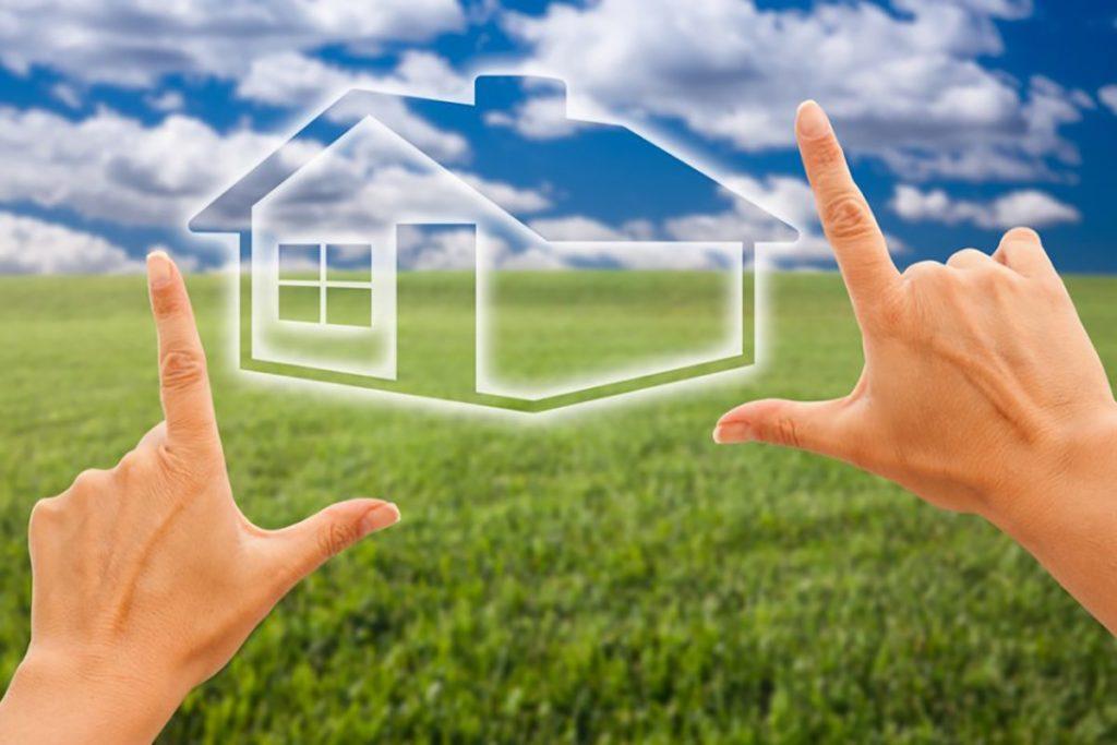 МК не рассчитан под приобретение земельных участков для строительства домов