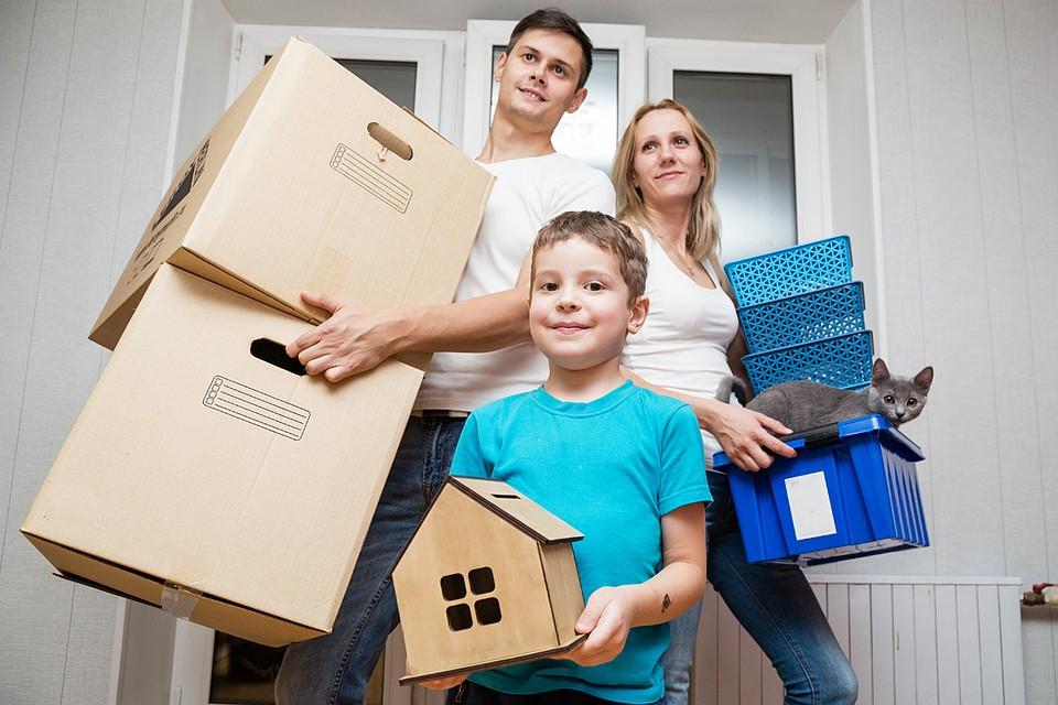 Молодые семьи могут получить социальную ипотеку под 6% годовых