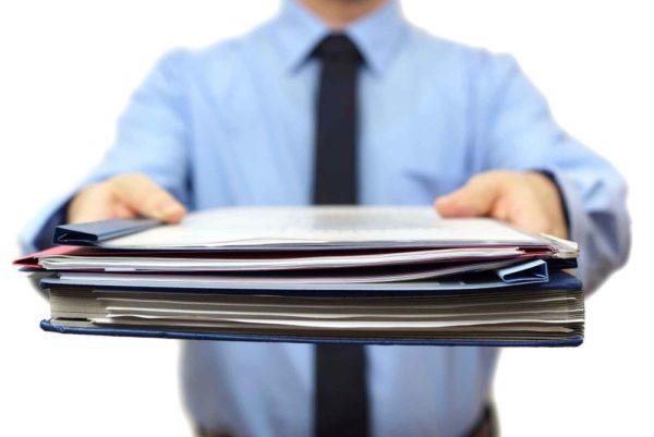 Необходимо собрать набор документов для получения больничного листа