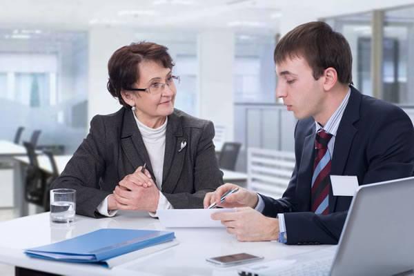 Работа на пенсии женщине
