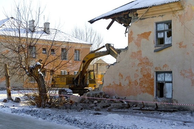 Рассчитывать на субсидии могут жители аварийных домов, подлежащих сносу