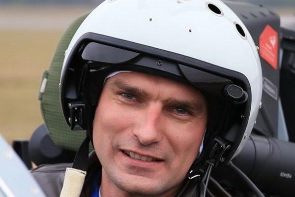 Сергей Рыбников, летчик-испытатель, Герой Российской Федерации (звание присвоено посмертно)