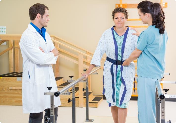 У разных пациентов на восстановление может уходить разное время