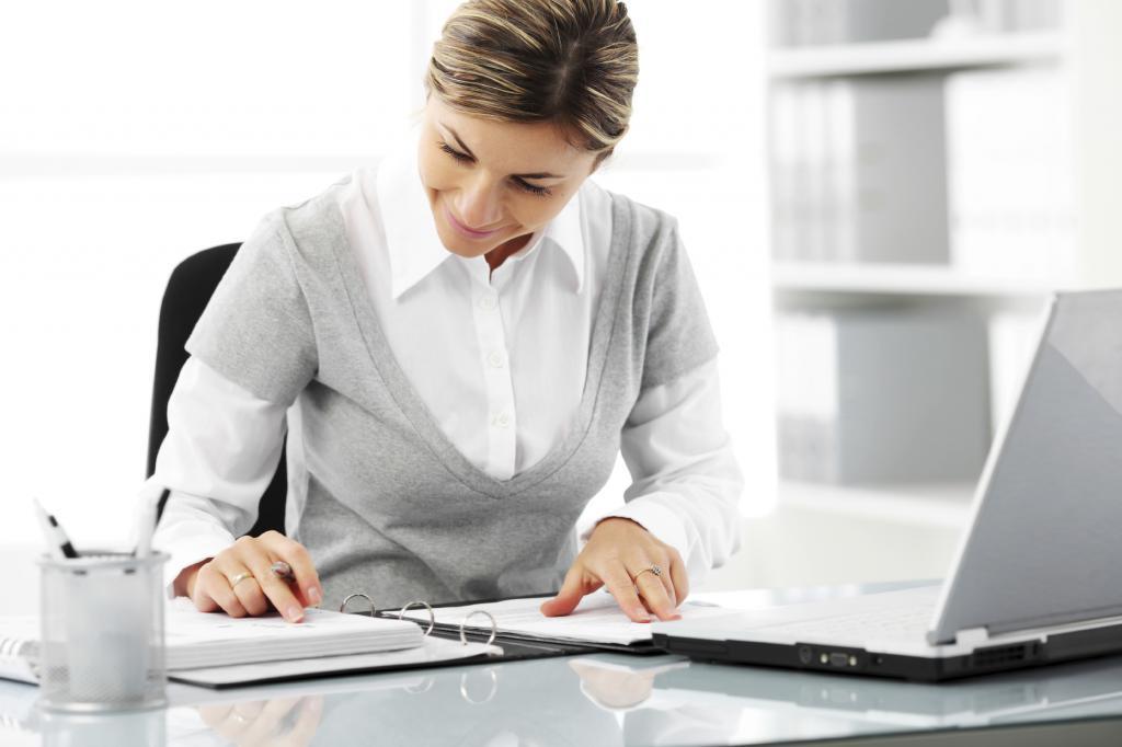 Проверка подсчетов бухгалтера может осуществляться самим работником