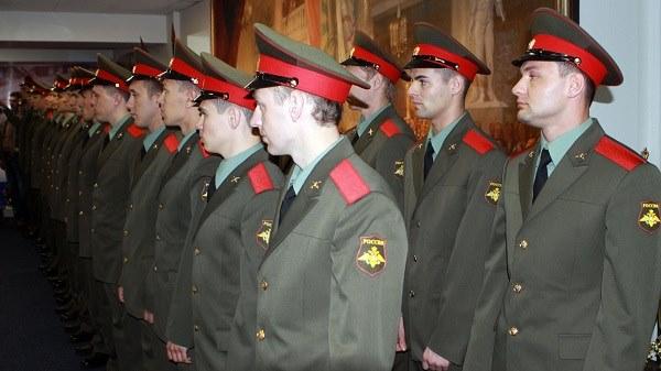 Военнослужащий не имеет права покидать ВЧ до вынесения соответствующего приказа