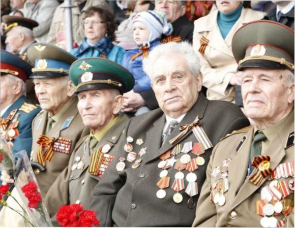 Сколько пенсия ветеранов вов в россии на 2021 года