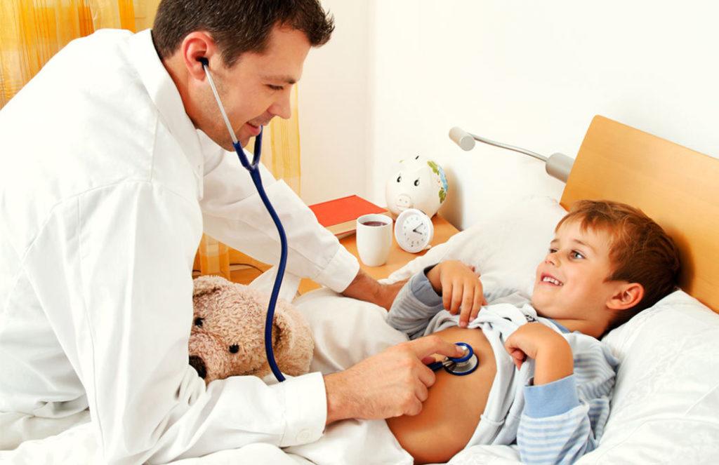 Для выявления заболевания требуется вызвать врача на дом