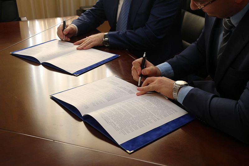 Заключение договора является центральным моментом всего процесса